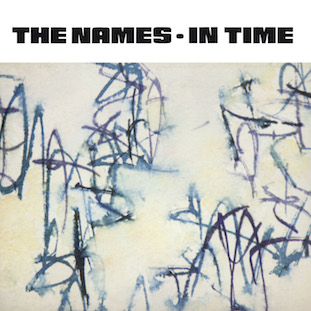 The Names - In Time (FBN 112 CD)