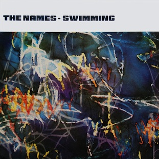 The Names - Swimming (FBN 9 CD)